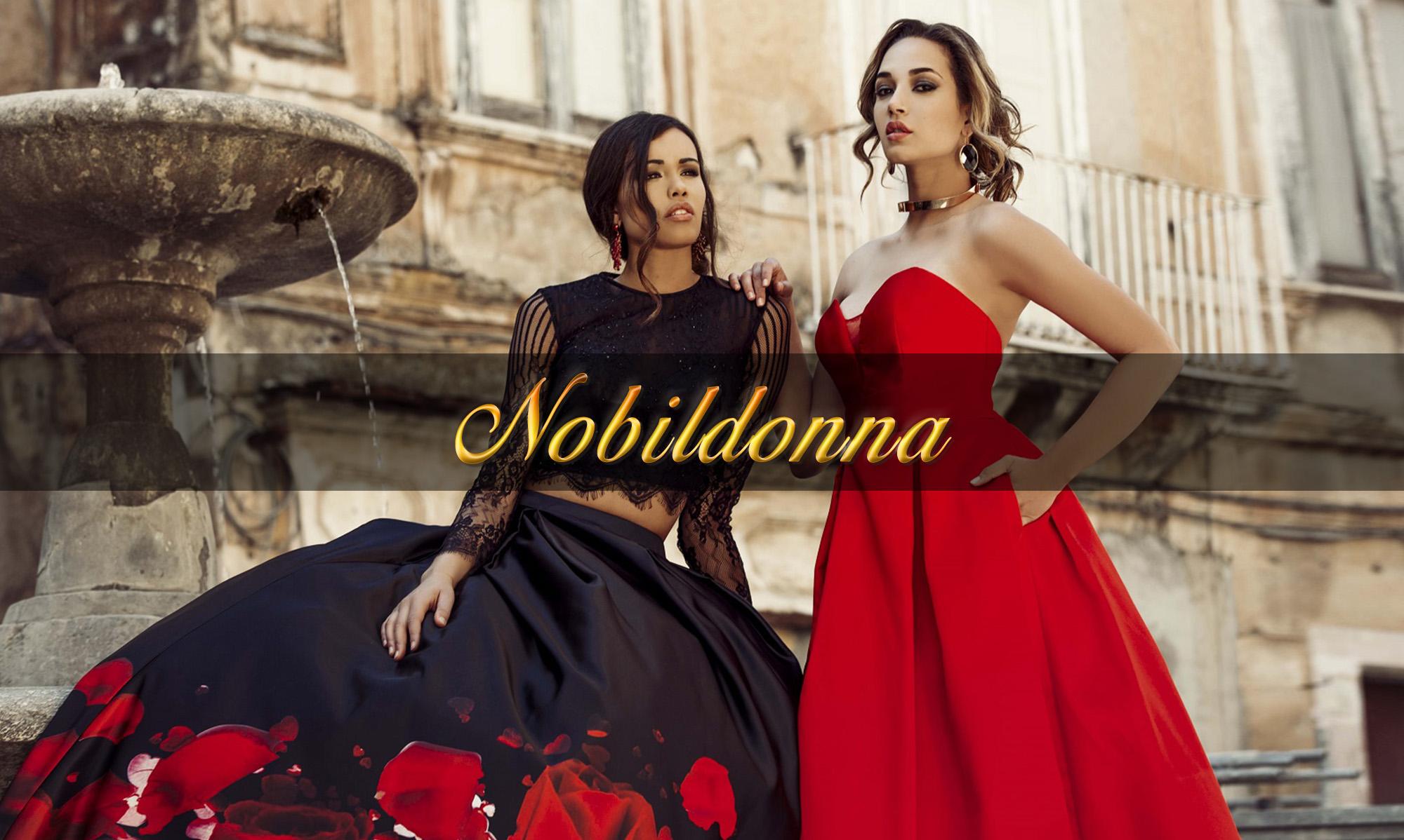 796a71e837ee Nobildonna - Abiti da cerimonia Napoli - Abbigliamento donna Napoli